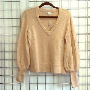 Madewell V Neck Full Sleeve Sweater